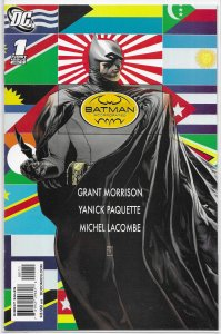 Batman Inc.   vol. 1   #  1 A VF/NM