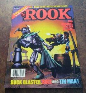 Rook #1 Magazine FN/VF 1979 Science Fiction Buck Blaster Bolt Tin Man Action