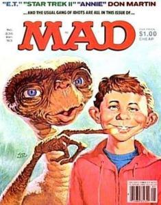 Mad (1952 series) #236, VF+ (Stock photo)
