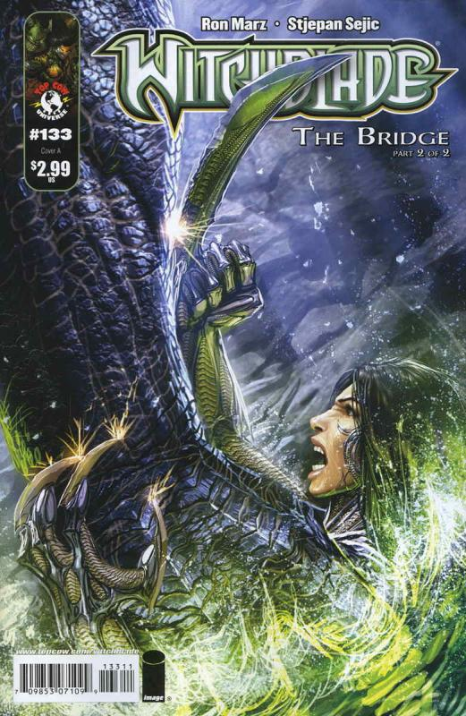 Witchblade #133A FN; Image | save on shipping - details inside
