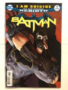 Batman #13 (2016) - Rebirth