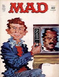 Mad (1952 series) #160, Fine+ (Stock photo)