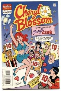 CHERYL BLOSSOM #1 1997-Spicy cover GGA - pregnancy VF-