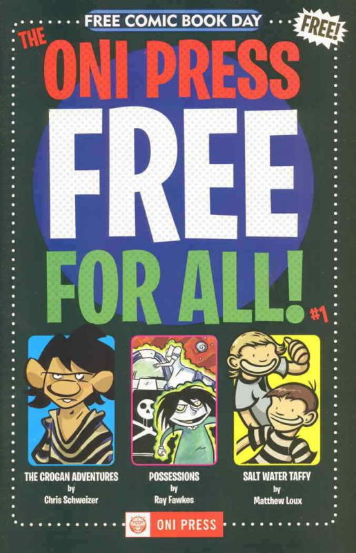 Oni Press Free-For-All #1 VF/NM; Oni | save on shipping - details inside