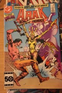 Arak Son of Thunder 48 VF/NM