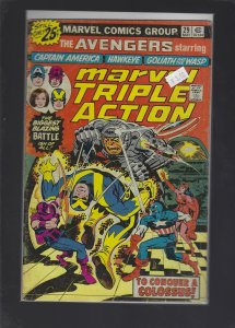 Marvel Triple Action #29 (1976)