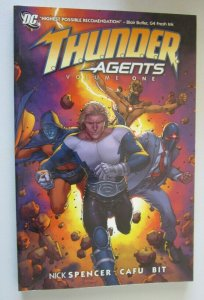 THUNDER Agents #1 A 6.0 FN (2011)
