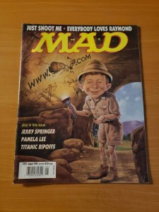 Mad Magazine #372 ~ VERY FINE VF ~ August 1998