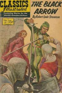 Classics Illustrated (Gilberton) #31 (11th) FN; Gilberton | save on shipping - d