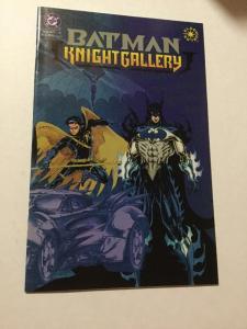 Batman Knight Gallery 1 NM Near Mint