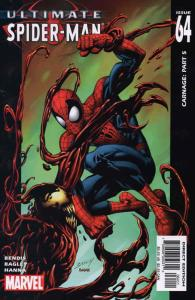 Ultimate Spider-Man #64 VF/NM; Marvel | save on shipping - details inside