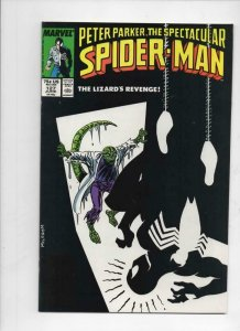 Peter Parker SPECTACULAR SPIDER-MAN #127 VF/NM, Lizard 1976 1987 more in store