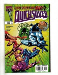 Quicksilver #10 (1998) OF30