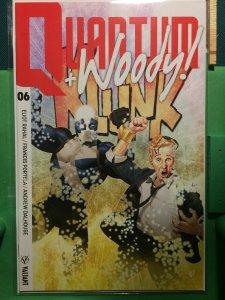 Quantum + Woody! #6