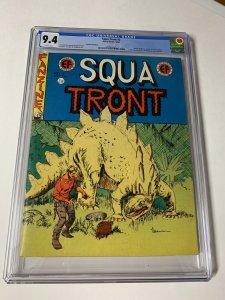 Squa Tront 2 Cgc 9.4 2nd Printing
