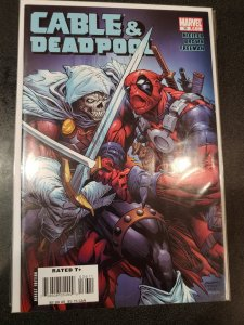 Cable & Deadpool #36   - Great Taskmaster Cover - NM  2007