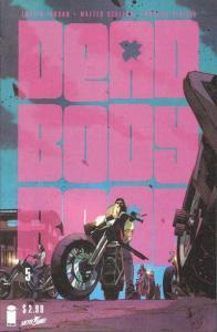 Dead Body Road #5, NM (Stock photo)