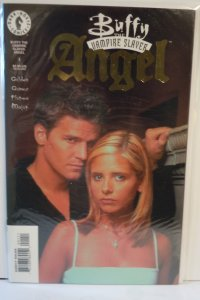 Buffy the Vampire Slayer/ Angel: Hollower #1 Variant