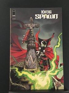 King Spawn #1 (2021) Cates & Mcfarlane