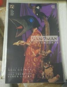 SANDMAN #  40  1992 DC COMICS NEIL GAIMAN   convergence pt 3 lyta hall dreaming