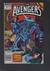 The Avengers #298 (1988)
