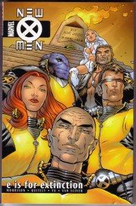 New X-Men   (V1) 01: E is for Extinction TPB