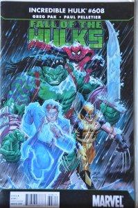 Incredible Hulk #608 (2010)