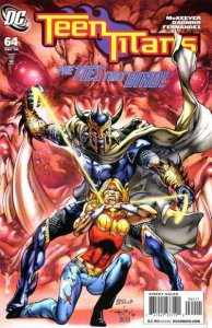 Teen Titans (2003 series) #64, VF (Stock photo)