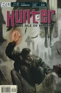 Hunter: The Age of Magic #16 VF/NM; DC/Vertigo   save on shipping - details insi