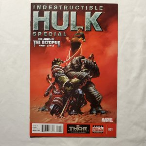 Indestructible Hulk Special 1 Near Mint- Cover by Alexander Lozano