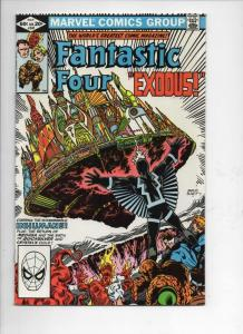 FANTASTIC FOUR #240, VF/NM, InHumans, Exodus, 1961 1982, Marvel,more FF in store