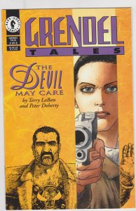 Grendel Tales: The Devil May Care #2