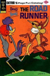 Beep Beep, The Road Runner (Gold Key) #47 VF/NM; Gold Key | save on shipping - d