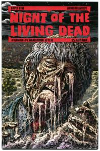 NIGHT of the LIVING DEAD Aftermath #2, NM, Wrap, 2012, more NOTLD in store