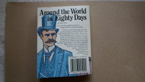 waldman publishing corp around the world in eighty days. BIOG LITTLE BOOK. ILLUS