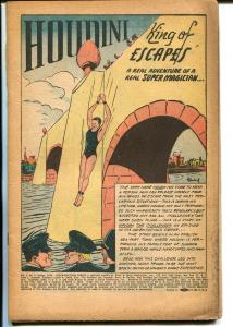 Super Magician Vol 5 #6 1946-Houdini-Red Dragon-P