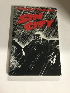 Sin City 2nd Print Nm Near Mint Dark Horse SC TPb