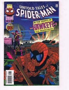Untold Tales Of Spider-Man #17 VF Marvel Comics Comic Book Hawkeye Jan 1997 DE24