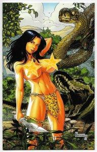 Cavewoman Habroks Witch #1 Cvr G Ltd to 350 w/COA (Amryl, 2020) NM