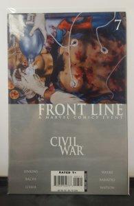 Civil War: Front Line #7 (2006)