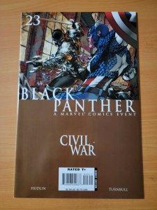 Black Panther #23 ~ NEAR MINT NM ~ 2007 Marvel Comics