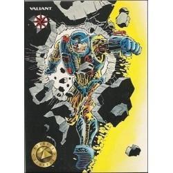 1993 Valiant Era X-O MANOWAR #7 - Card #66