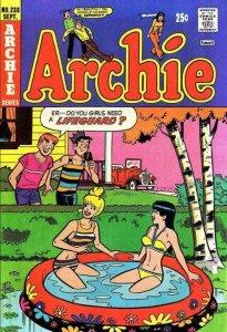 Archie Comics #238, Fine- (Stock photo)