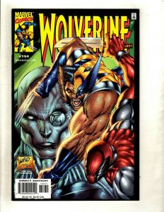 Wolverine # 154 NM 1st Print Marvel Comic Book Deadpool X-Men X-Force Cable HY1