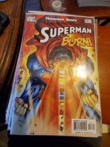 Superman #218 (2005)