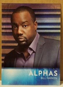 2013 Alphas #CB04 Bill Harris