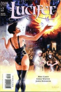 Lucifer (2000 series) #3, NM (Stock photo)