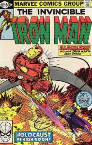 Iron Man (1st Series) #147 VF/NM; Marvel   save on shipping - details inside