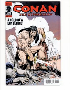 Conan The Cimmerian #1 (VF/NM) Dark Horse ID#SBX2