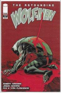 Astounding Wolf-Man   #17 VG